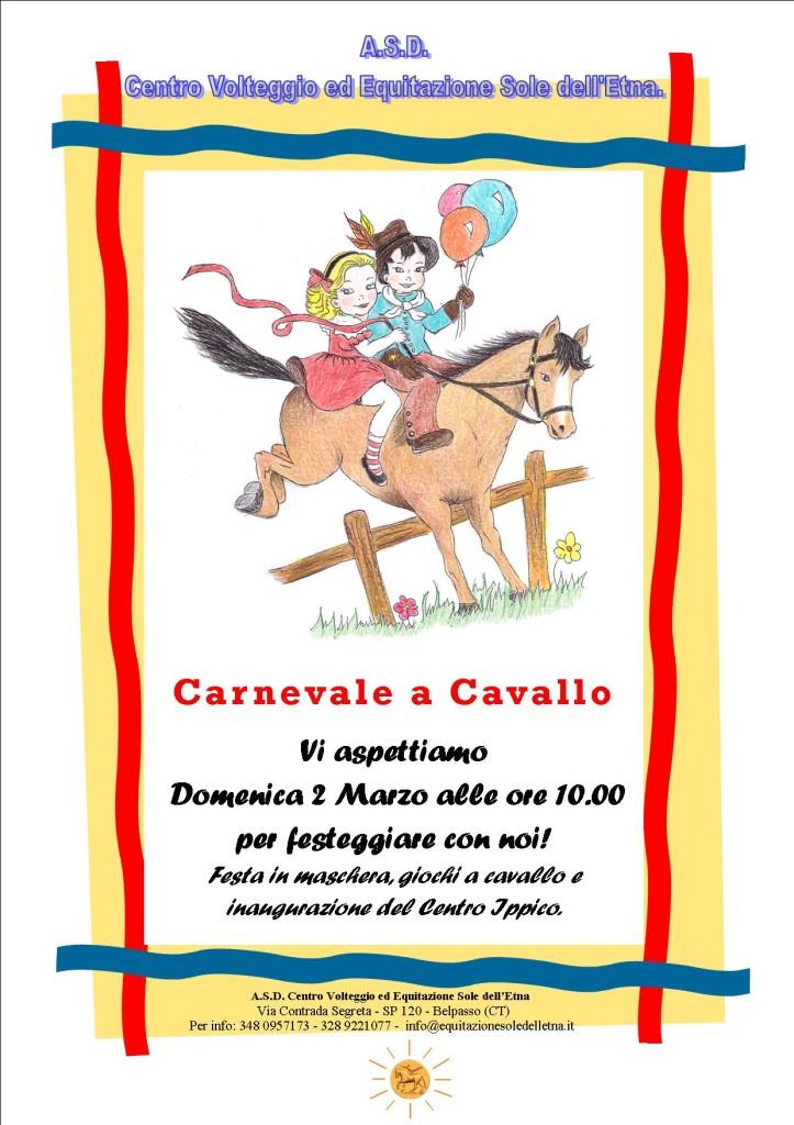 CarnevaleaCavallo